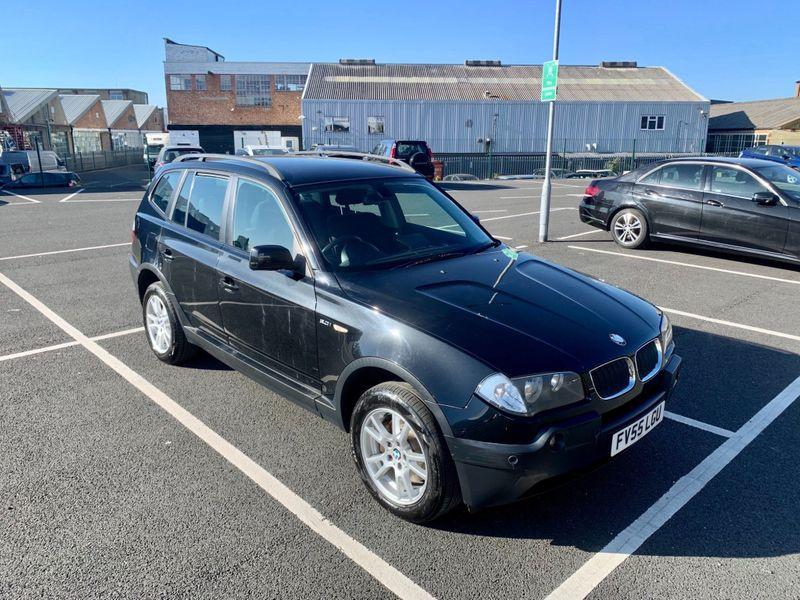 BMW X3 (2005) FV55 LGU